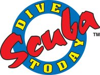 Logo PADI Dive Today